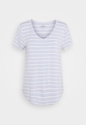 ICON EASY  - Print T-shirt - white/blue