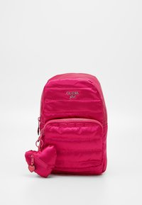 Guess - TILLY SMALL BACKPACK - Rugzak - fuxia - 0