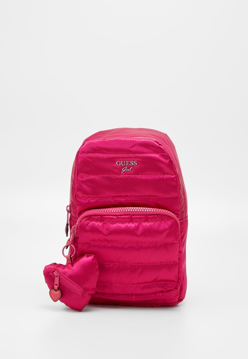 Guess - TILLY SMALL BACKPACK - Batoh - fuxia