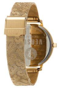 Versus Versace - LA VILLETTE - Klokke - gold-coloured - 2