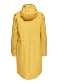 ONLY - Regenjas - yolk yellow - 1