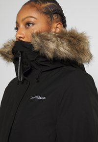 Didriksons - ERIKA - Winter coat - black - 5