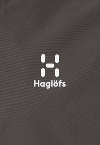 Haglöfs - SPIRA ANORAK MEN - Windbreaker - magnetite/pumpkin yellow - 2