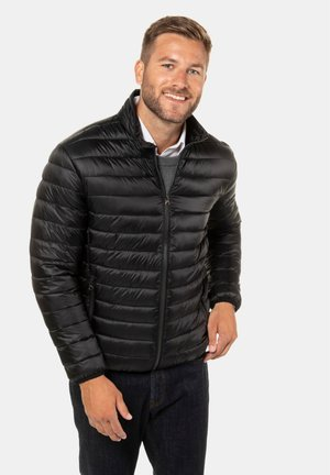 BIG & TALL - Light jacket - black