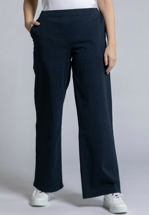 MARY  - Trousers - marine