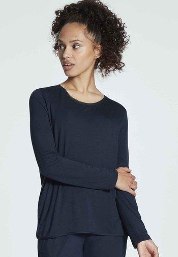 Long sleeved top - midnight