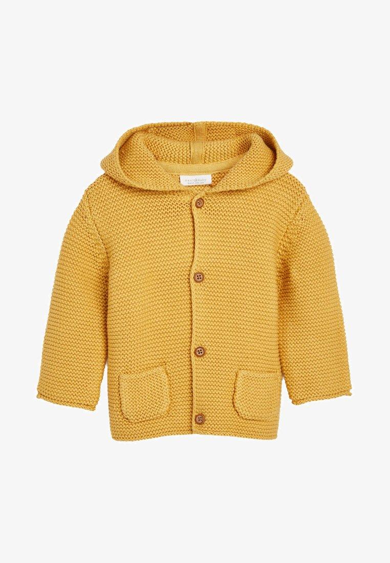 Next - Cardigan - yellow