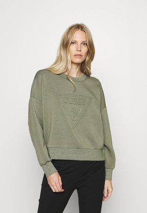 CORINA - Sweater - lichen leaf green