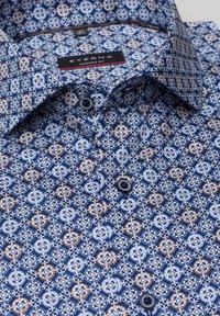 Eterna - MODERN FIT - Formal shirt - marine - 5