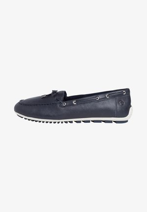 WOMS SLIP-ON - Bootsschuh - navy
