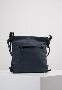 TOM TAILOR - ELIN - Across body bag - blau - 2