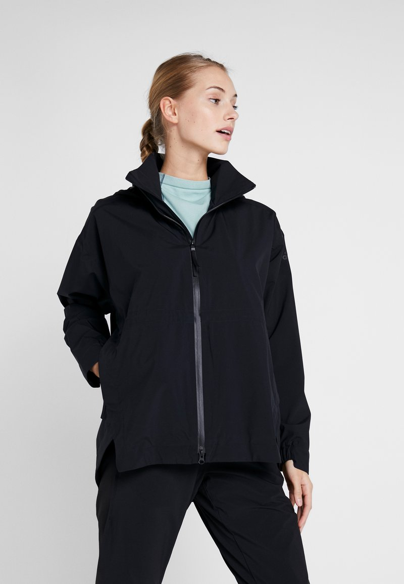 adidas Performance - URBAN RAIN.RDY  - Regnjakke / vandafvisende jakker - black