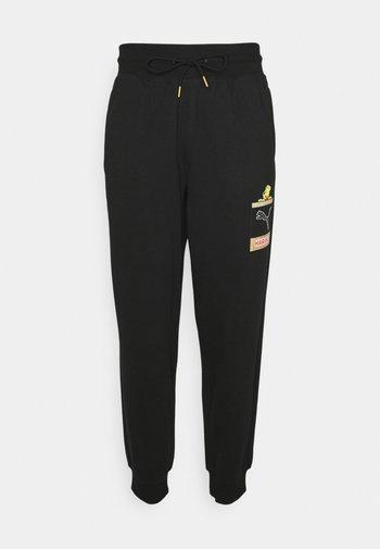 PUMA X HARIBO T7 TRACK PANTS - Pantaloni sportivi - black