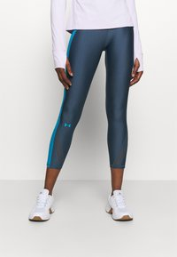 Under Armour - Tights - mechanic blue - 0