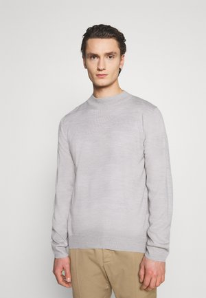 TURTLE NECK - Jumper - grey