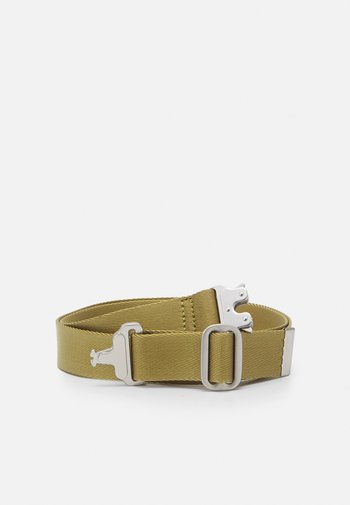 Belt - khaki green