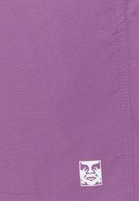 Obey Clothing - EASY RELAXED - Shortsit - purple nitro - 2
