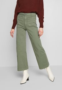 Rolla's - SAILOR PANT - Trousers - olive - 0