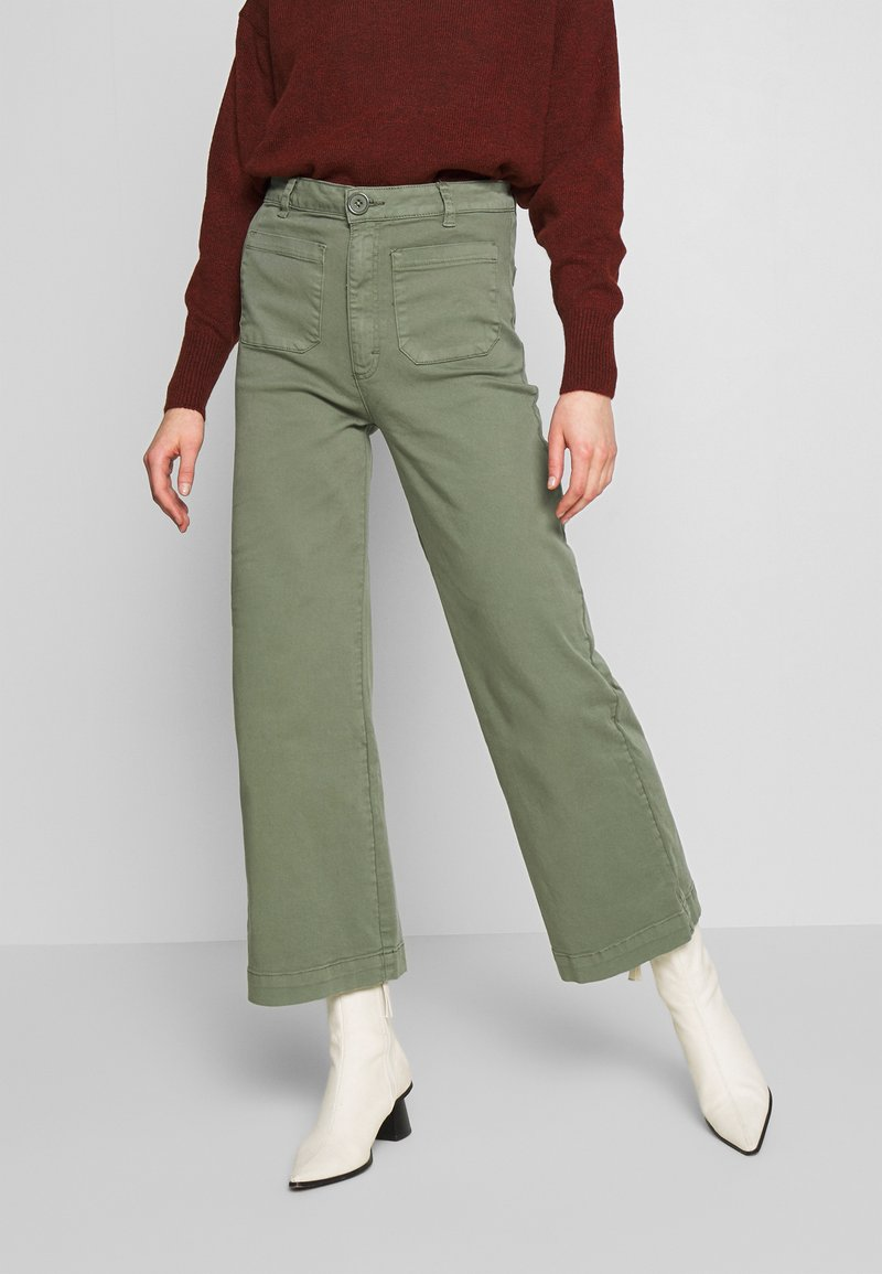Rolla's - SAILOR PANT - Trousers - olive