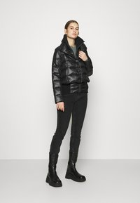 Sisley - JACKET - Winterjacke - black - 1
