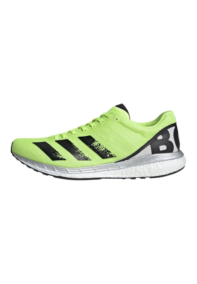 adidas Performance - ADIZERO BOSTON 8 SHOES - Competition running shoes - green