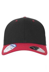 Flexfit - Cap - black/red - 2