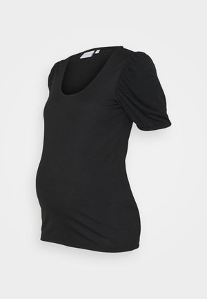 MLSTARLA - Jednoduché triko - black