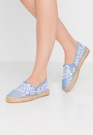 CINCO - Espadrilles - blue