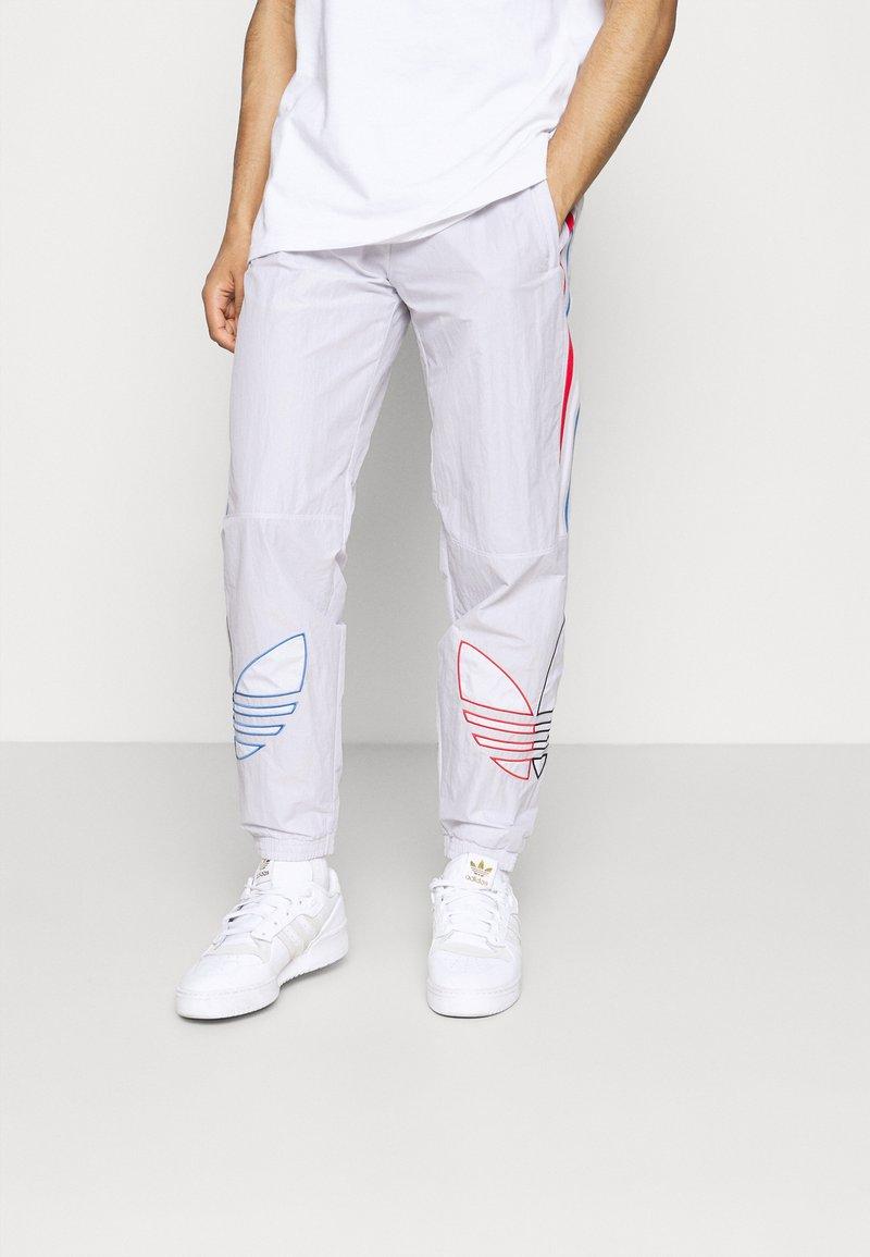 adidas Originals - TRICOL UNISEX - Träningsbyxor - grey
