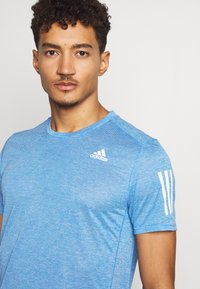 adidas Performance - OWN THE RUN TEE - Triko s potiskem - globlu - 4