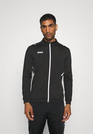 CHALLENGE - Sportovní bunda - schwarz/weiß
