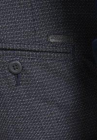 Jack & Jones - JJIMARCO  - Spodnie materiałowe - sky captain - 6