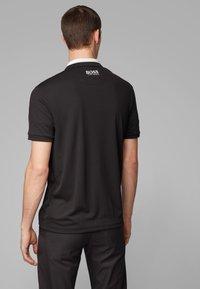 BOSS - PADDY MK - Polo shirt - black - 2