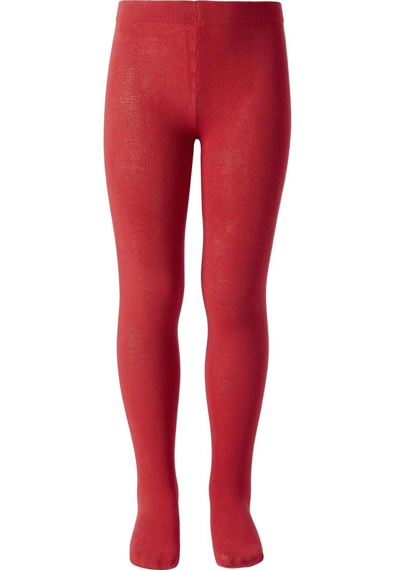 Calzedonia - Leggings - Stockings - red
