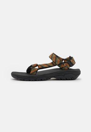 HURRICANE XLT2  - Walking sandals - belay/dark olive/multicolor