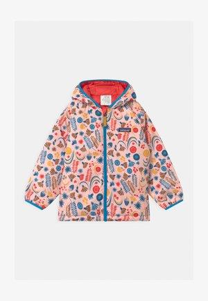 REVERSIBLE HOODY UNISEX - Down jacket - seafan pink