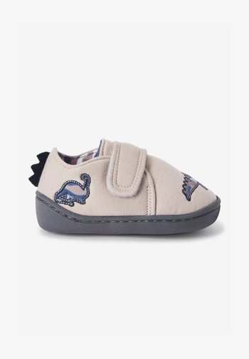 DINOSAUR  - Touch-strap shoes - brown