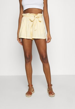 CHAIN SOFT - Shorts - yellow
