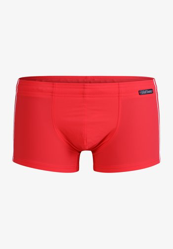Swimming trunks - red