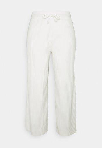 SOFT PANT - Pyjama bottoms - ivory