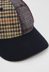 Hackett London - PATCHWORK CAP - Keps - multi-coloured - 6