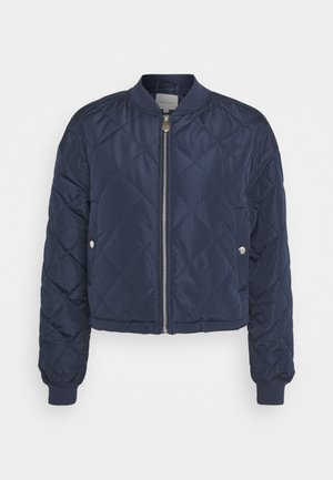 DANA OUTDOOR JACKET - Bomber Jacket - dark saphire
