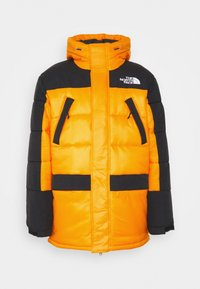 The North Face - HIMALAYAN INSULATED PARKA - Vinterfrakker - summit gold/black - 4