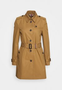 Tommy Hilfiger - SINGLE BREASTED - Trenchcoat - countryside khaki - 3