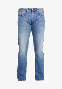 Replay - ROCCO - Straight leg jeans - medium blue - 4