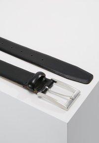 Cordwainer - Formální pásek - orleans black - 2