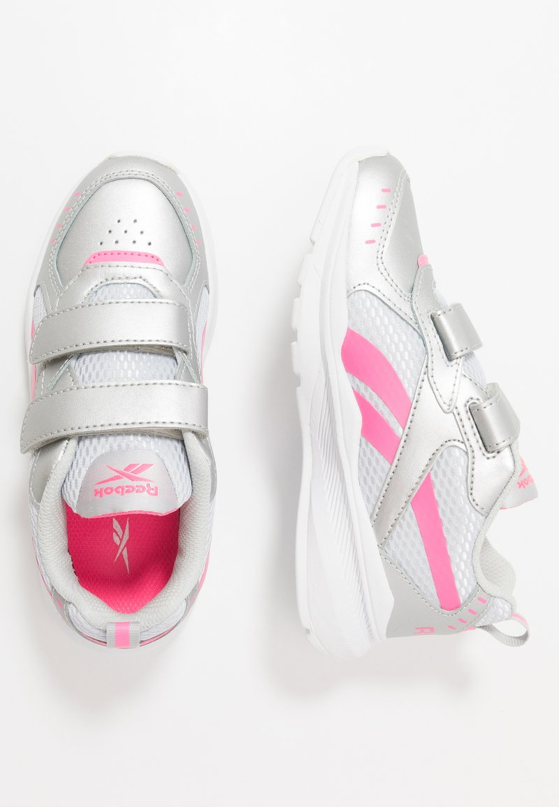 Reebok - XT SPRINTER - Zapatillas de running neutras - silver/grey/pink