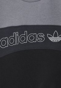 adidas Originals - CREW  - Survêtement - grey/black - 3