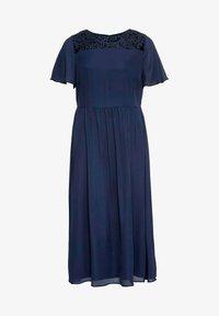Sheego - Maxi dress - marine - 5