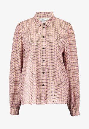 QUIN - Button-down blouse - broken white